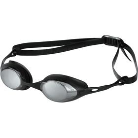 Arena Cobra Mirror zwembril grijs/zwart